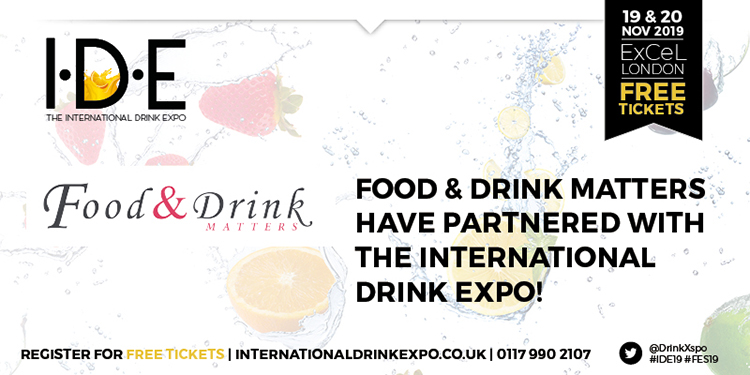 Food & Drink Matters has partnered with the International